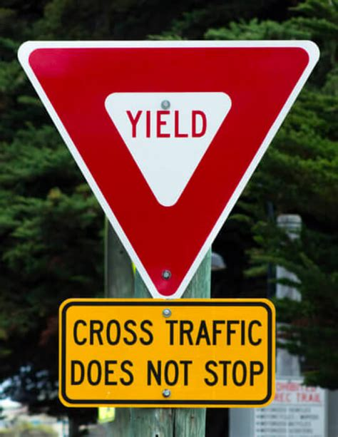 Yield Sign: What Does It Mean?