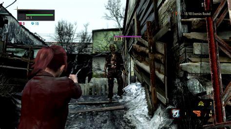 resident evil revelations  raid mode  play