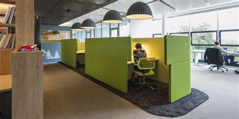 cloison anti bruit bureau solutions anti bruit pour les bureaux en open space