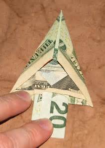ink stains 25 ideas for the holidays 15 origami money christmas tree