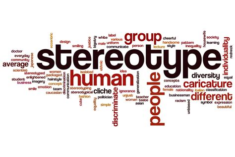 stereotypes william  huff companies