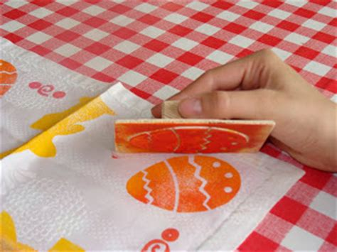 kreativwerkstatt basteltipps ostern drucken mit selbst gebastelten stempeln