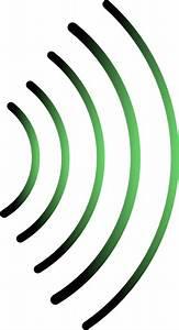 Rf Signal Wave Clip Art At Clker Com