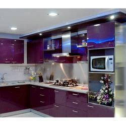 metal modular kitchen dhatu ka modular rasoighar  india
