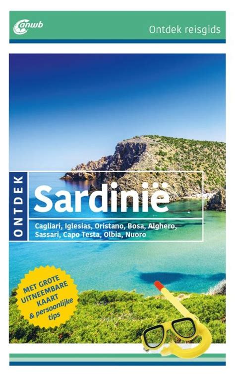 reisgids anwb ontdek sardinie anwb media  reisboekwinkel de zwerver