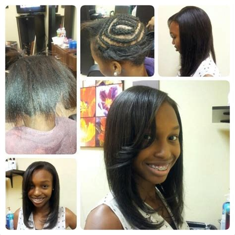 Sew In Hairstyles For Teenagers teenagers with sew in hairstyles sew in hairstyles