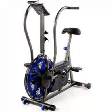 Stamina Airgometer Upright Exercise Bike Review   Sweat on ...