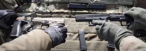 Denmark Is Evaluating A New Service Pistol For 2019. One
