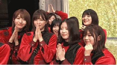 Keyakizaka46 Team Among Too Win Kouhaku Pray