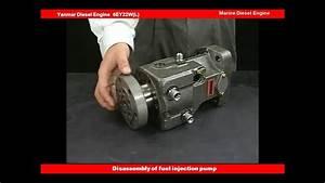 Yanmar Diesel Engine Repair And Maintenance 21 Disassembly