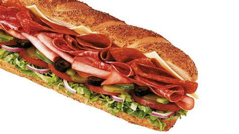 Subway Best Sandwich The Best And Worst Subway Sandwiches Ranked