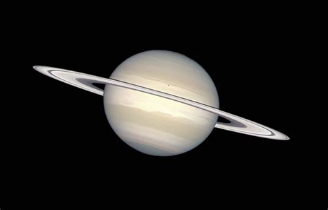 saturn color saturn in colours esa hubble
