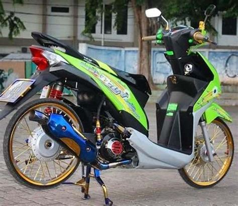 Modifikasi Mio Thailook by Mio Thailook Www Picswe