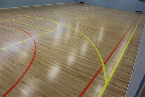 School floor sanding Bristol fitting sports floors