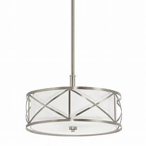 Kichler lighting light drum pendant cross lowe s canada