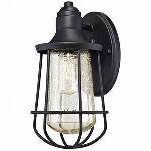 Westinghouse elias black light outdoor wall at