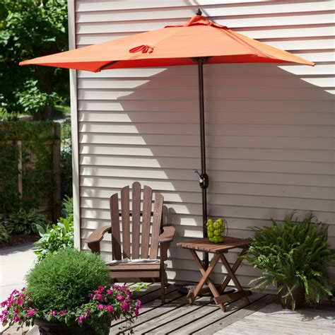 outdoor umbrella for sun protection and decor