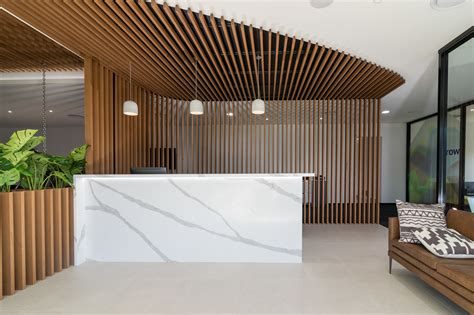 modular clip  system  timber walls  ceilings