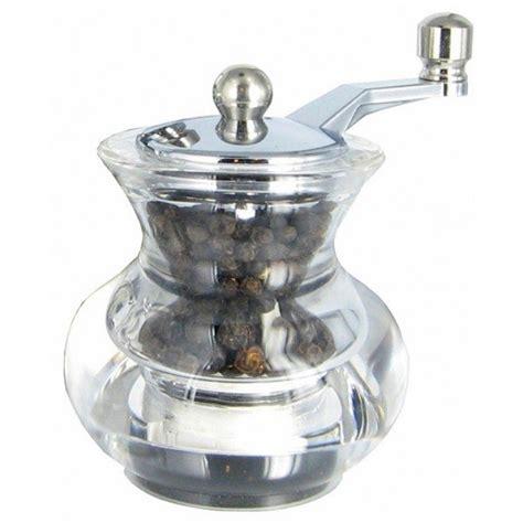 ustensile cuisine original moulin à poivre à manivelle marlux maspatule com