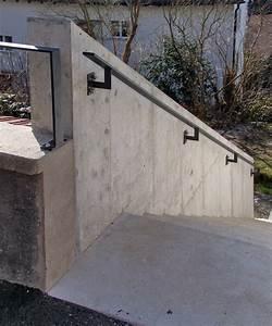 Handlauf Für Treppe : metall werk z rich ag gel nder handlauf und ~ Michelbontemps.com Haus und Dekorationen