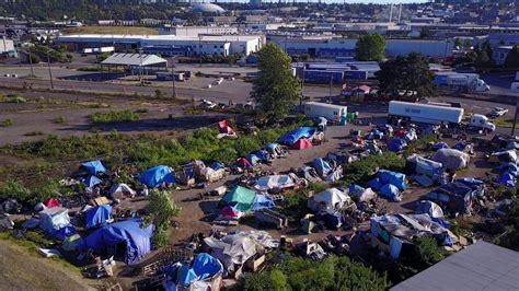 homeless camp    portland ave youtube