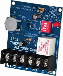Altronix Relays Wiring Diagrams