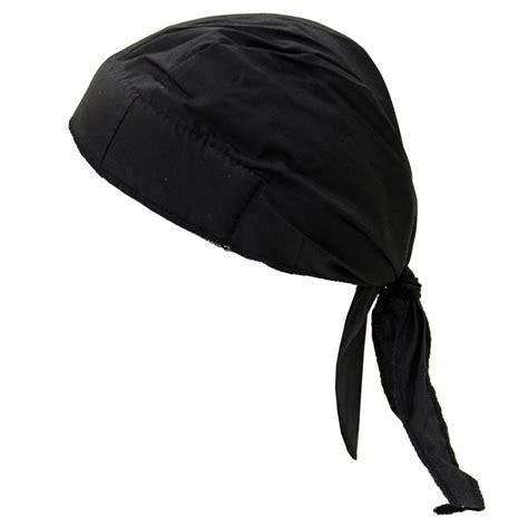 occunomix tuff nougies deluxe tie hat doo rag  elastic