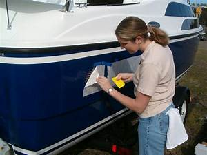 How To Remove Boat Decals