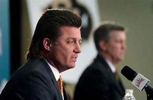 Oklahoma State coach Mike Gundy's mullet is magical - San ...