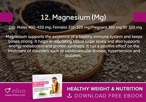 Magnesium Nutrition Facts  This Easy To Follow Guide