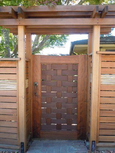 fences and gates ideas asian gates on pinterest gates arbors and fence design