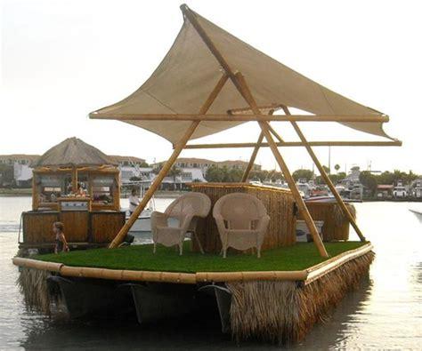 Tiki Bar Boat by Tiki Bar Pontoon Boat Ideas Jupiter