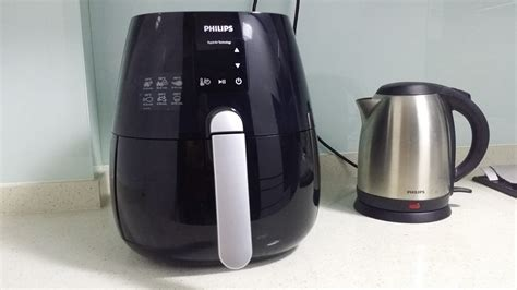 philips air fryer hd9220 bad experience very sharon cause cancer