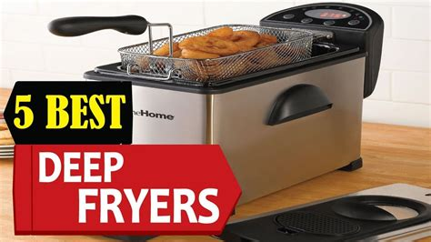 fryer deep fryers