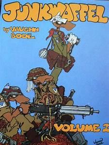 Vaughn Bode Characters