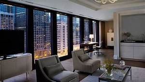 Expect all your needs catered for at the Langham Chicago ...