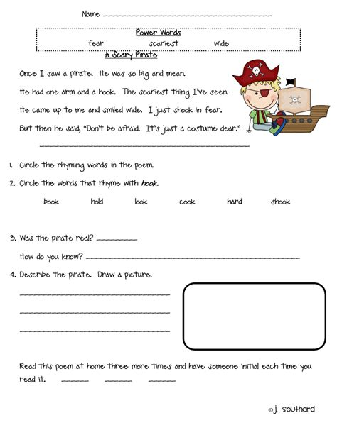 2nd Grade Printable Reading Comprehension Worksheets Worksheets For All  Download And Share