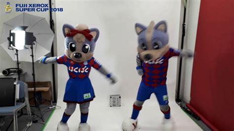 J リーグ マスコット 総 選挙 2021