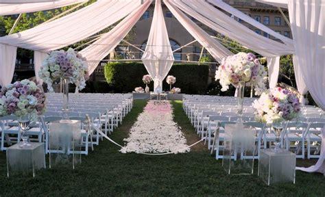 decoraci 243 n con colgaduras en bodas lacelebracion com