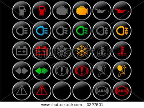 car light symbols 14 automotive dashboard icons images car dashboard icons