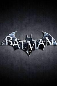 Batman Logo iPhone Wallpaper - WallpaperSafari