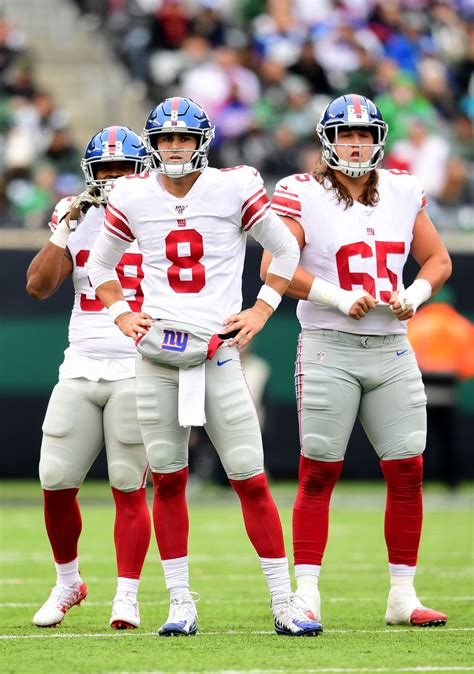 nick gates shows plenty  promise   york giants debut