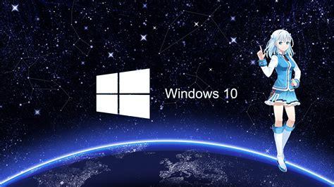 Anime Wallpaper Windows 7 - anime anime windows 10 os touko madobe