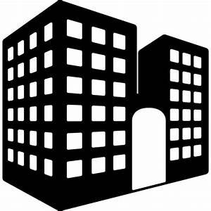 3D building - Free buildings icons