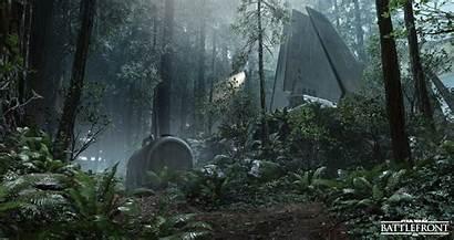 Endor Battlefront Imperial Station Wars Star Wiki