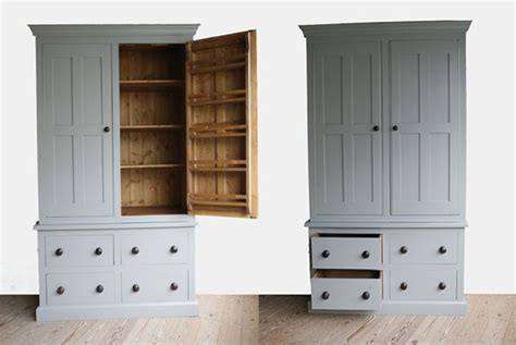 Stand Alone Cupboards by Freestanding Kitchen Cupboard Click To View Larger Image