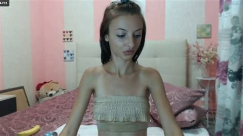 Skinny Girl Smoking YouTube