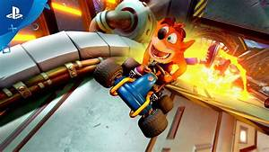 Crash Team Racing Nitro-Fueled - Gameplay Launch Trailer ...