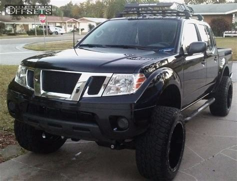 2013 Nissan Frontier Moto Metal 962 Fabtech Suspension