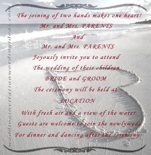 beach wedding poems  quotes quotesgram